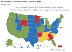 Interactive Map Weird Sex Laws In The United States Interactive - Interactive us peak wage map