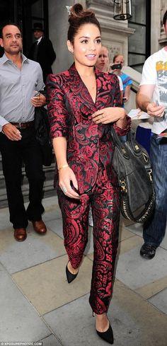 Vanessa Hudgens looks stunning in Moschino  http://theodoralexington.com/look-im-loving-vanessa-hudgens-in-moschino/