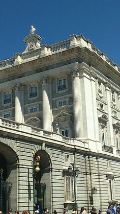 Madrid.Palacio Real.