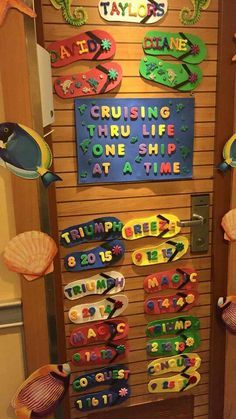 80 Best Cruise Ship Door Decorating Images In 2019
