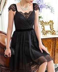 Beautiful and Versatile Little Black Dress