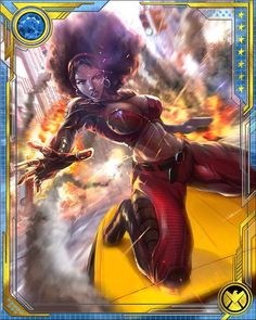 RPGOTG - [Stark Tech] Misty Knight+