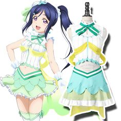 LoveLive! Sunshine!! Kanan Matsuura Cosplay Costume