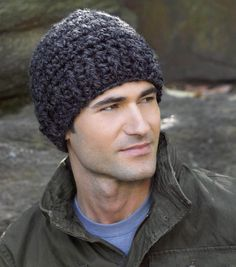 b504e8617ec Check out the Husband-Approved Crochet Hats for Men Roundup! They re all