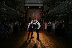 Matt and Max – a Wilton's Music Hall wedding Wilton Music Hall, Musical Theatre, Destination Wedding Photographer, Wedding Venues, Weddings, Photography, Wedding Reception Venues, Fotografie, Wedding Places