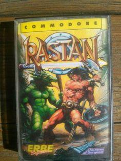 COMMODORE-64-RASTAN-ESPANOL