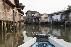 Banjarmasin houses by Adolfo Perez Coronado Dont Disturb, Borneo, Wanderlust, Houses, Homes, Home, At Home