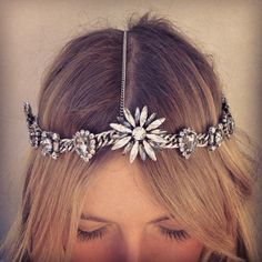 Guess what... You can get my fave headpiece (very vic secrets) on www.shop.theyallhateus.com now!