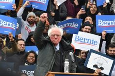 Sanders Spotlights His Humble Roots, Early Activism in 2020 Campaign Rally in Brooklyn Environmental Justice, Immigration Reform, Reproductive Rights, War On Drugs, Will Turner, Criminal Justice, Spotlights, Public School, Young People
