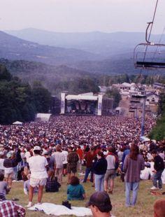 07/03/1995 Phish at Sugarbush. This was a great show!