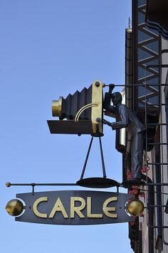 ㋡☜♥☞㋡  Sign of photo shop, Triberg (Allemagne)