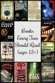 Celebrating Our Favorite Books for International Children's Book Day - Teen books