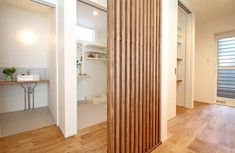 ランドリー収納を極める!世界の賢いランドリールーム | homify Japan Laundry Room, Tall Cabinet Storage, Beautiful Homes, Divider, Furniture, Design, Home Decor, Houses, Interiors