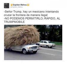 88157 Rapido al Trumpmobile