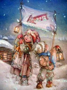 Lisi Martin Christmas Graphics & Illustrations Board