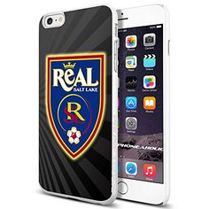Soccer MLS REAL SALT LAKE SOCCER CLUB FOOTBALL FC Logo, Cool iPhone 6 Plus (6+ , 5.5 Inch) Smartphone Case Cover Collector iphone TPU Rubber Case White [By PhoneAholic] Phoneaholic http://www.amazon.com/dp/B00XRQUPB8/ref=cm_sw_r_pi_dp_ZfPwvb1TKJ748