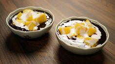 Mango Pulut Hitam | Asian Food Channel