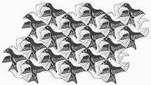 Teselación Escher