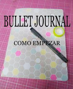 BULLET JOURNAL: COMO EMPEZAR (fácil)