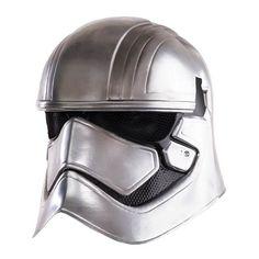 Star Wars: Episode VII Captain Phasma Helmet - Rubies - Star Wars - Costumes at Entertainment Earth