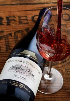 Bouchard Finlayson has received global acclaim in the International Wine Challenge (IWC) 2018 for the 2016 vintage of its flagship Galpin Peak Pinot Noir, not only taking a GOLD medal, but a Best Red Wine, Pinot Noir, Alcoholic Drinks, Restaurant, World, Celebrities, Day, Glass, Wine