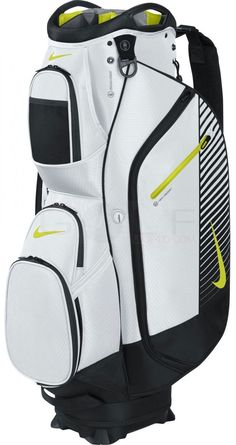 Nike M9 Cart III Golf Bag 14-Way Divider, Strap-Thru System, 13 Organizational Pockets Mens Golf Bags Bags & Carts - $139.99