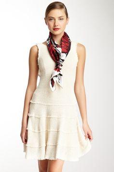 silk sciarpe foulard - Foulard Color