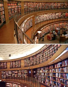 Library, Stockholm