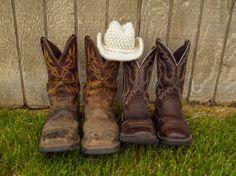 Baby Cowboy Hat  Handmade Western Style by MalanCrochetions, $30.00