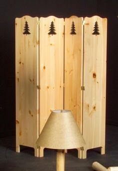 Barn Wood Room Divider Treasure Curio Display