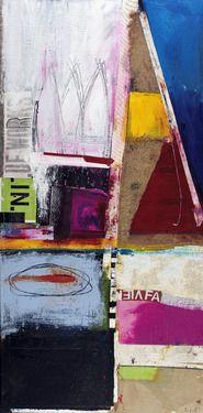 """Saatchi Art Artist Michel Keck; Collage, """"Bring The Heat"""" #art"""