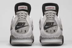 db0b1879b54a The Nike Air Jordan 4 OG 89 White Cement 2016 Release Date is set for NBA  All-Star Weekend in Toronto. The Air Jordan 4 White Cement Nike Air Release  Date
