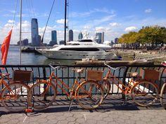 New York marina
