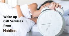 Alarmclocks are not helping? Sleep tight and have your virtualassistant wake you up on time!