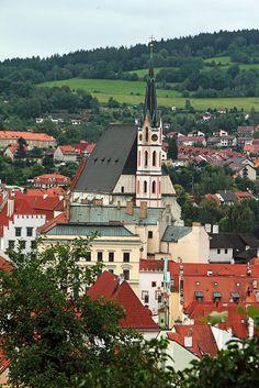 Český Krumlov, Southern Bohemia, Czech Republic | UNESCO World Heritage Site