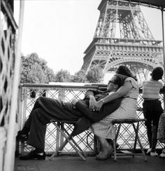 From Le Bateau Mouche, Paris, 1949  by Willy Ronis