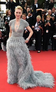 The Best of the 2015 Cannes Film Festival Red Carpet - Naomi Watts from #InStyle
