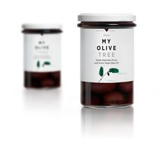 Food Branding: My olive tree – Identity by Mousegraphics   #idontknowhowto  http://www.i-dont-know-how-to.com/