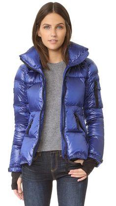 SAM. Freestyle Jacket Manteau Femme Parka, Manteau Veste, Veste Femme, Veste  Doudoune 404f614259e