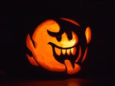 Who knew I liked carving pumpkins so much!?