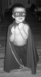 """ I dare you to find something cuter than a kid in a cape. Superhero Capes For Kids, Hero Movie, Famous Movies, Super Cute, Pure Products"