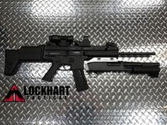 Risultati immagini per  assault rifles accessories 12 gauge