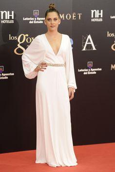 Premios Goya 2013: María León de Gucci