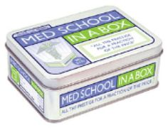 Great Gifts for Med Students: Med School in a Box