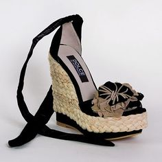 Platform Wedge Sandals - DOLCE by Mojo Moxy