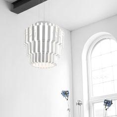 LightYears_PALLAS Binnenverlichting Hanglamp 1x spaarlamp E27 200w max. Lamp niet inbegrepen. Toestel op netspanning. Niet richtbaar. ø75x76 cm