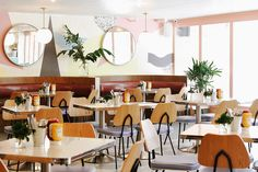 OverEasy Orchard: a Modern All-Pastel Nostalgic Diner in Singapore | Yatzer