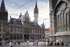 Ghent - Destination City Guides By In Your Pocket City Guides, Belgium, To Go, Louvre, Street View, Pocket, Spaces, Holidays, Building