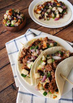 ... Pulled Pork Tacos on Pinterest | Pork Tacos, Pulled Pork and Tacos