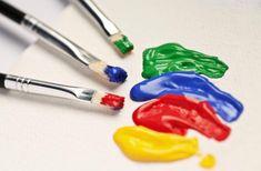 Como-hacer-pintura-acrlica-en-casa Icing, Decoupage, Lily, Painting, Draw, Canvas Art, Welded Art, Mosaic Garden, Painting Art